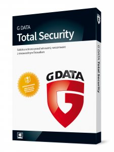 G Data Total Security klucz ESD