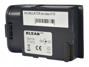 Akumulator do Elzab K10/D10/Teta