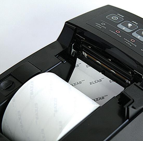 Elzab Mera+ TE FV mechanizm drukujący