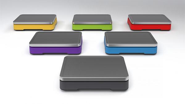 Posnet DS1 wersje kolorowe